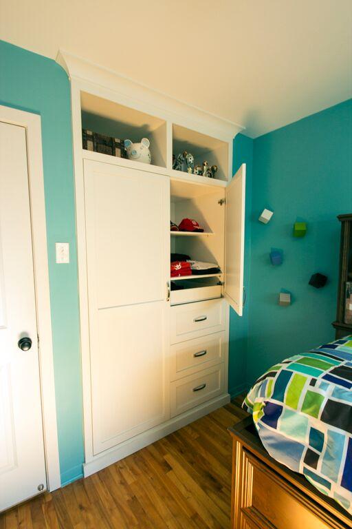 meubles sur mesure armoire int gr e cuisines despro. Black Bedroom Furniture Sets. Home Design Ideas